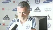 Mourinho: Eto'o set for Chelsea debut against Everton