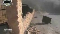 Syrie : violents combats dans les quartiers de Damas
