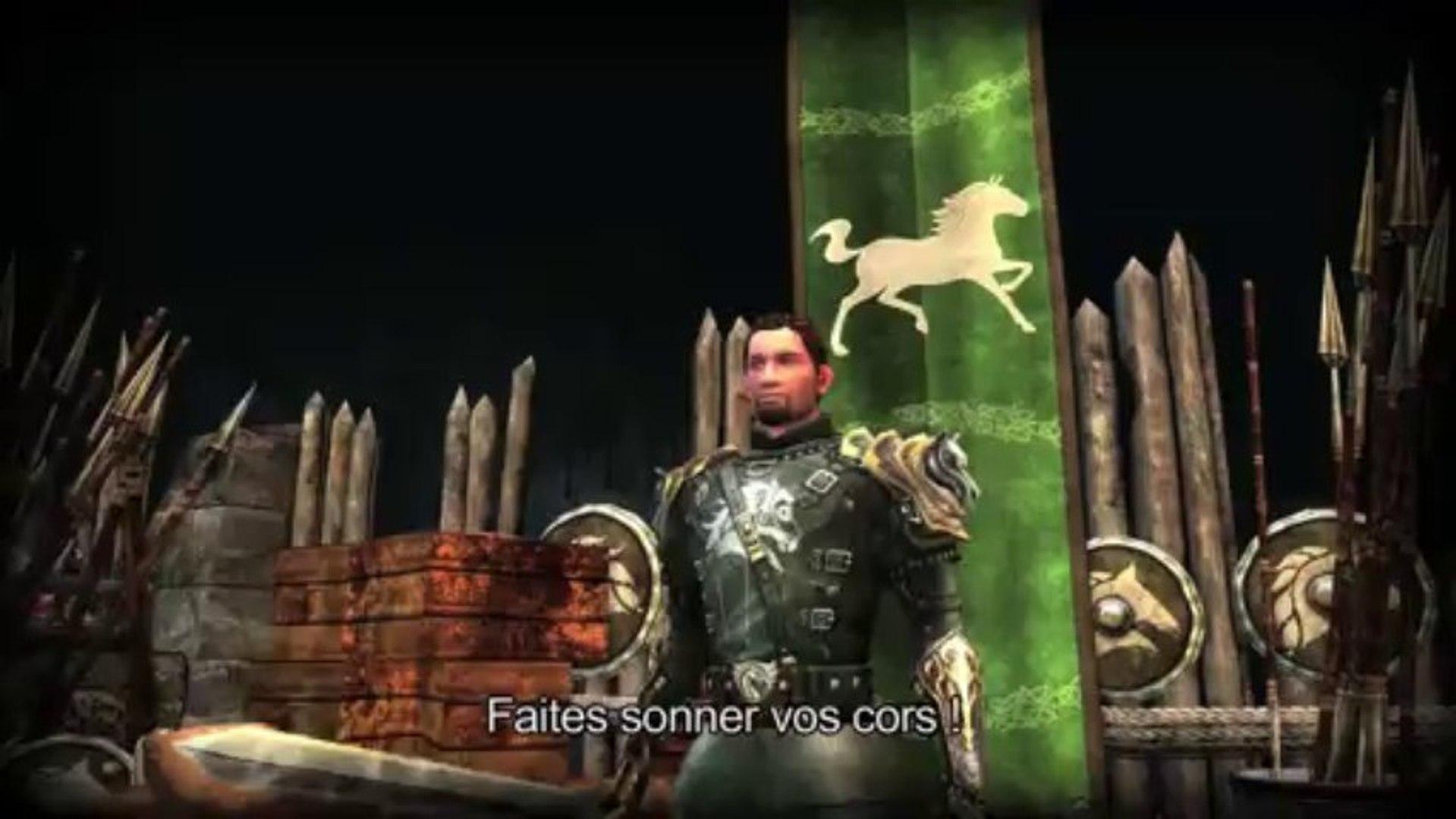 Trailer Le Seigneur des Anneaux Online: Le Gouffre de Helm (VOSTFR) [HD]