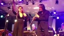 Christophe Lartilleux, Nadia Cambours et le Tuxedo Big Band - Bei mir bist du schön