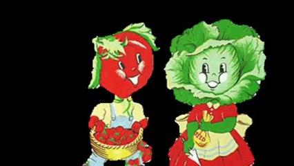 Зеленчуци който не яде - детска песничка