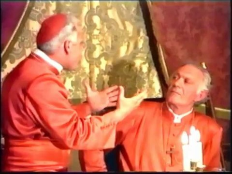 A Ceia dos Cardeais Raul Caldeira Cardeal Rufo