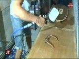 Made in Haute Savoie : Lunettes de soleil en bois
