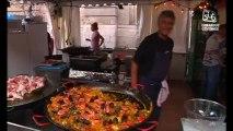 Feria des Vendanges : les préparatifs (Nîmes)