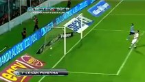 AFA: Lanús 4 - Argentinos Jrs 0 / 13-09-13 (Highlights) Goles.