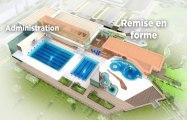 Le projet de centre aquatique de Fagnières dévoilé