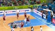 Eurobasket - La France file en quarts