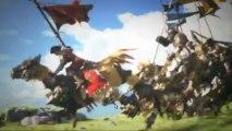 Cinématique d'Introduction Final Fantasy 14 : A Realm Reborne