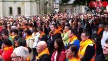 Mobilisation de soutien à Gad à Josselin - L'avenir de Gad inquiète
