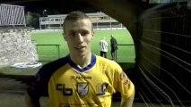 Foot (D3B): le RFC Huy bat Hasselt 4-0, la réaction vidéo d'Axel Dheur