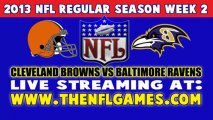 "Watch ""Online"" Cleveland Browns vs Baltimore Ravens NFL Live Stream"