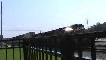 Train Meet NS 23N NB and NS 251 SB through Austell Ga.