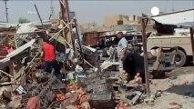 Iraq: nuova ondata di attentati. Almeno 28 i morti.