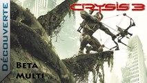 Découverte   Crysis 3 : Beta Multi
