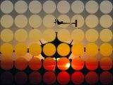 Photos exeptionnelle de lever et coucher du soleil en avion