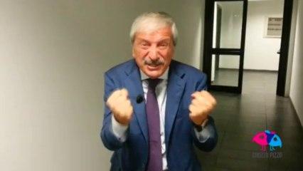 Tiziano Crudeli sends his best for Milan Club Slovenia! GRANDE TIZIANO!!!