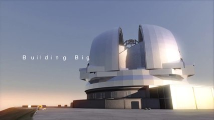 The Incredible Next Generation of Telescopes!