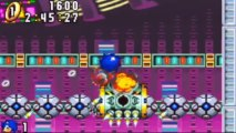 Sonic Advance - Sonic : Cosmic Angel Zone