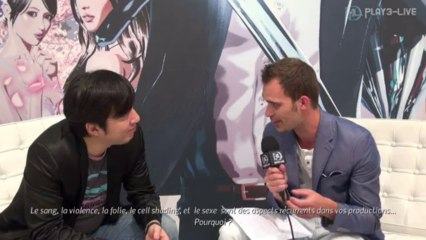 Interview de Suda51 de Killer is Dead