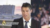 """Cristiano Ronaldo est """"très heureux"""" de prolonger au Real Madrid"""