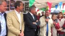 """Inauguration du Parc du Poirier Saint-Martin à Montigny-le-Bretonneux samedi 14 septembre : Allain Bougrain-Dubourg vient inaugurer """"un espace admirable"""""""
