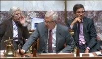 [ARCHIVE] Réforme des rythmes scolaires : réponse de Vincent Peillon au député Guy Geoffroy lors des questions au Gouvernement à l'Assemblée nationale, le 11 septembre 2013