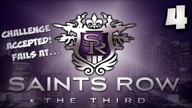 Saints Row the Third [Part 4] - Party Crashers!