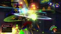 Kingdom Hearts HD 1.5 remix - combat contre l'armure inversée