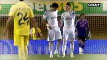 Así intentó Sergio Ramos evitar el desastre defensivo en Villarreal