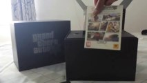 GTA V - Unboxing the Collectors Edition