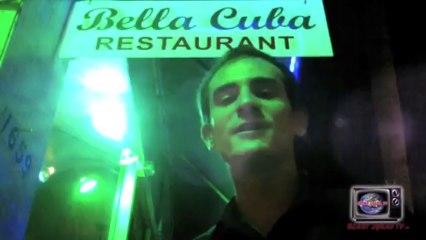 Blunt Squad TV Bella Cuba Miami Restaurant Hotspot Segment