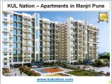 1 BHK and 2 BHK Flats in Manjri Pune