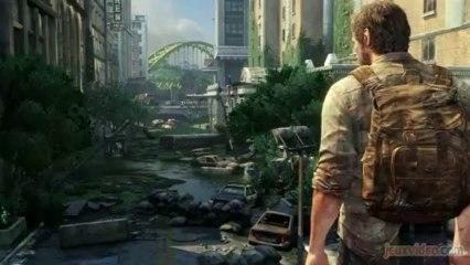 Draw in Game - The Last of Us - Joel et Ellie sur un taxi