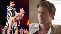 Miley Cyrus And Liam Hemsworth Break Up - Miley Cyrus And Liam Hemsworth End Engagement