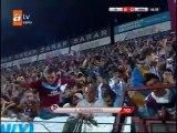 Trabzonspor  Sivasspor 6-0 Maçın Geniş Özeti Türkiye Kupası Yarı final 09.05.2013