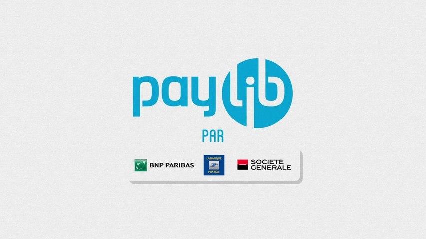 Avec Paylib, réglez vos achats sur Internet en toute sécurité !