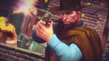 Wild West Pack DLC Trailer de Saints Row IV