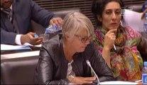 Véronique Massonneau - Audition syndicats salariés sur la réforme des retraites