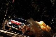 Le best of du Rallye d'Australie - Citroën WRC 2013