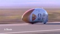 Record du monde de vitesse à vélo
