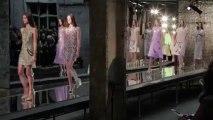 Fashion Week de Londres: le défilé Christopher Kane printemps-été 2014