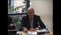 Intervention en Commission de la défense lors de l'audition de M. Éric Trappier, PDG de Dassault Aviation dans le cadre du projet de loi de programmation militaire