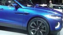 Jaguar C-X17 Concept World Premiere at IAA 2013