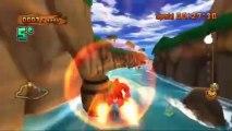 Donkey Kong: Jet Race - Défis de Candy - Niveau 1 - Défi #3 : Maîtrise les Rétro-tonneaux !