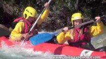 Cano-Raft Serre Chevalier / Canoraft Briançon / BY Rafting Expérience®