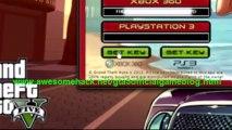 Grand Theft Auto V Ps3 Redeem Code