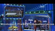 Randy Orton vs Daniel Bryan match Night of Champions 2013