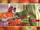 Tv9 Gujarat - At Rs 60 a kg, tomato prices touch all time high in city