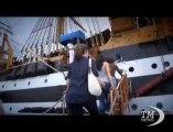 Vespucci e i velieri più belli del mondo fanno rotta su La Spezia. Visitabili il 4 ottobre, dopo arrivo regata nel Mediterraneo
