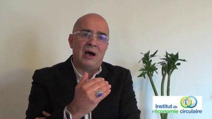 """Serge Orru """"L'économie circulaire : passer du jetable au durable"""""""